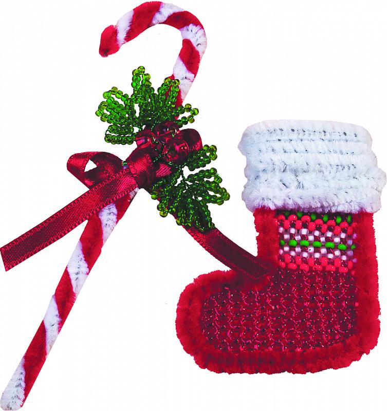 Набор для бисероплетения ЧАРИВНА МИТЬ «Merry Christmas ...