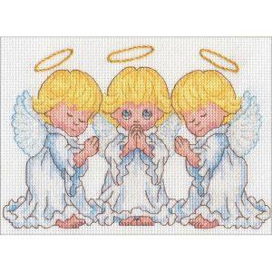 Набор для вышивания DIMENSIONS «Маленькие ангелочки»