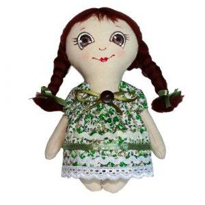 Набор для изготовления текстильной игрушки «Любочка»