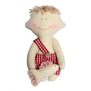 Набор для изготовления текстильной игрушки «Димка»