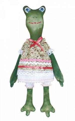 Набор для изготовления текстильной игрушки «Жаклин»