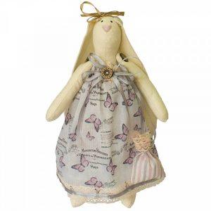 Набор для изготовления текстильной игрушки «Зайка Вероника»