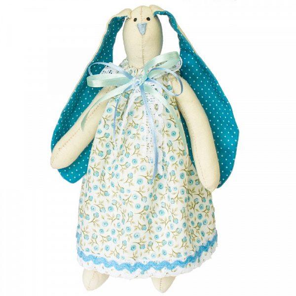 Набор для изготовления текстильной игрушки «Зайка Ася»