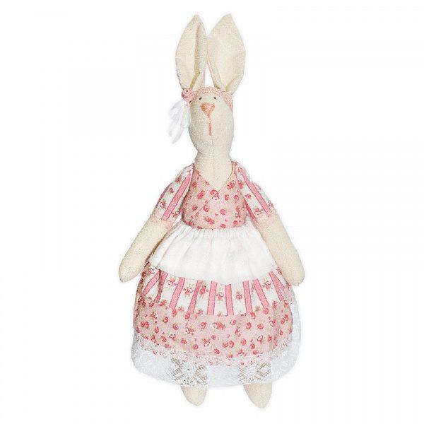 Набор для изготовления текстильной игрушки «Зайка Дуся»