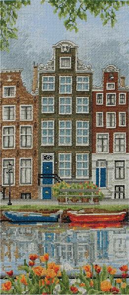 Набор для вышивания крестом ANCHOR «Амстердам»