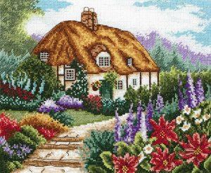 Набор для вышивания крестом ANCHOR «Сад в цвету»