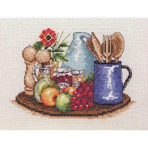 Набор для вышивания крестом ANCHOR «Кухня»