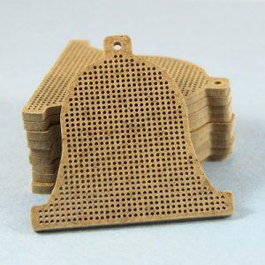 Основы для вышивки Дивная вишня «Колокольчик» А016