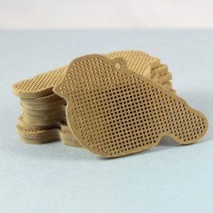 Основы для вышивки Дивная вишня «Птичка»