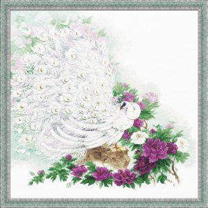 Набор для вышивания RIOLIS PREMIUM «Сад Махараджи»