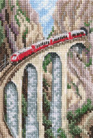 Набор для вышивания РТО «Виадук Ландвассер» C303