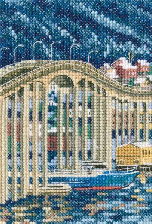Набор для вышивания РТО «Тасманский мост»