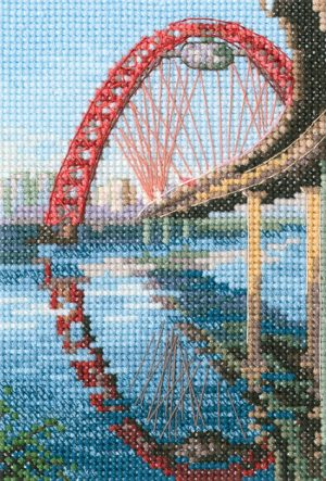 Набор для вышивания РТО «Живописный мост»