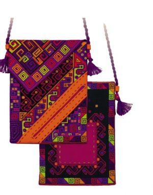 Набор для вышивания крестом Риолис «Сумка Ацтеки»