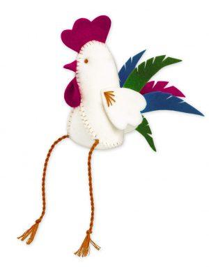 Набор для вышивания Риолис «Петух»