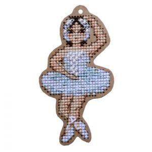 Набор для вышивания Дивная вишня «Балерина»