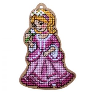Набор для вышивания Дивная вишня «Принцесса»
