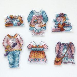 Набор для вышивания Дивная вишня «Рукодельница»