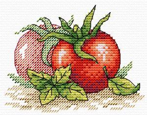 Набор для вышивания Жар-Птица «Спелый томат»