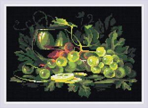 Алмазная мозаика Риолис «Натюрморт с лимоном»