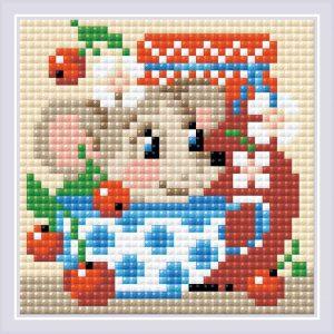 Алмазная мозаика Риолис «День варенья»