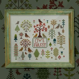 Cхема OwlForest «Совиный лес»