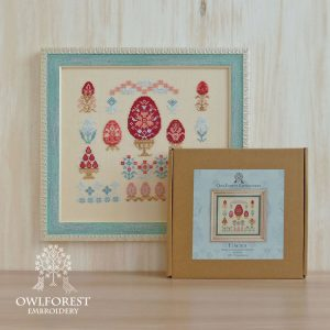 Набор для вышивания OwlForest «Пасха»