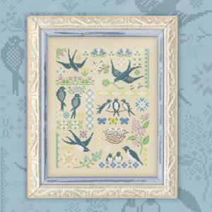Cхема OwlForest «Ласточки»