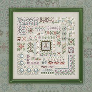 Набор для вышивания OwlForest «Зимушка-зима»