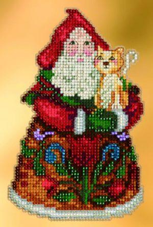 Набор для вышивания бисером MILL HILL «Замечательное рождество»