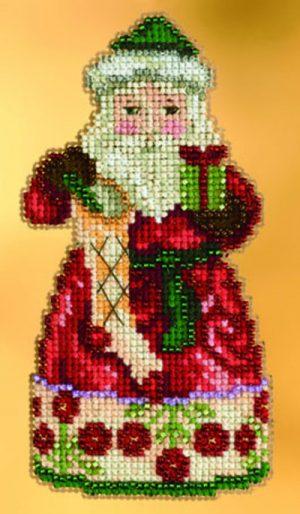 Набор для вышивания бисером MILL HILL «Дух Рождества»