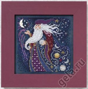 Набор для вышивания бисером MILL HILL «Чародей»