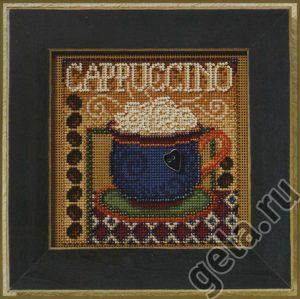 Набор для вышивания бисером MILL HILL «Каппучино»