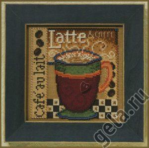 Набор для вышивания бисером MILL HILL «Кофе-латте»