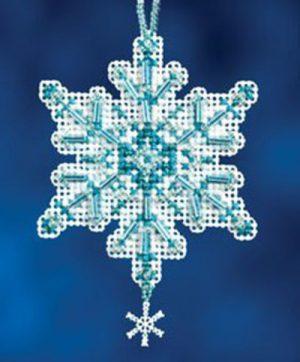 Набор для вышивания бисером MILL HILL «Аква кристалл»
