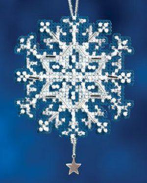 Набор для вышивания бисером MILL HILL «Звездный кристалл»