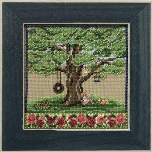 Набор для вышивания бисером MILL HILL «Летний дуб»