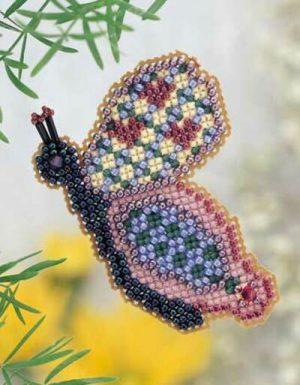 Набор для вышивания бисером MILL HILL «Бабочка»