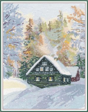 Набор для вышивания Овен «Околдованный лес» ov1243