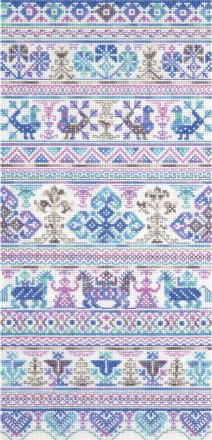 Набор для вышивки крестом PANNA «Русские промыслы»