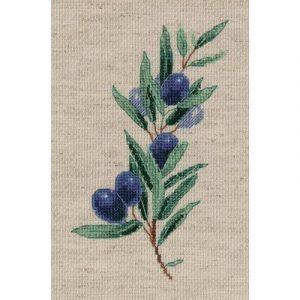 Набор для вышивания KLART «Веточка оливы»