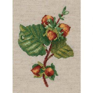 Набор для вышивания KLART «Веточка орешника»