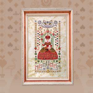 Набор для вышивания OwlForest «Королева сердец»