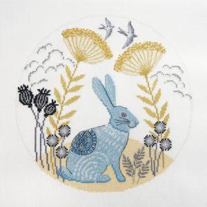 Набор для вышивания Марья Искусница «Заяц»