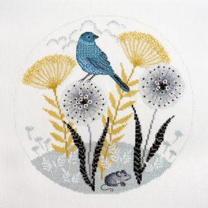 Набор для вышивания Марья Искусница «Птица»