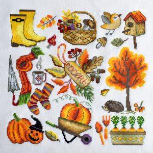 Набор для вышивания Марья Искусница «Осень»