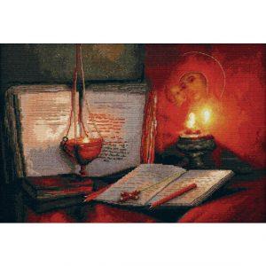 Набор для вышивки крестом Чарiвна Мить «Святые писания»