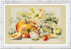 Набор для вышивания Чудесная игла «Праздник урожая»