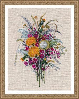 Набор для вышивания Овен «Подарок лета»