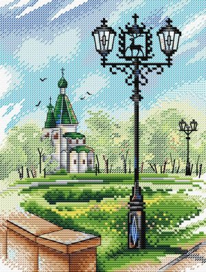 Набор для вышивания Жар-Птица «Нижний Новгород»